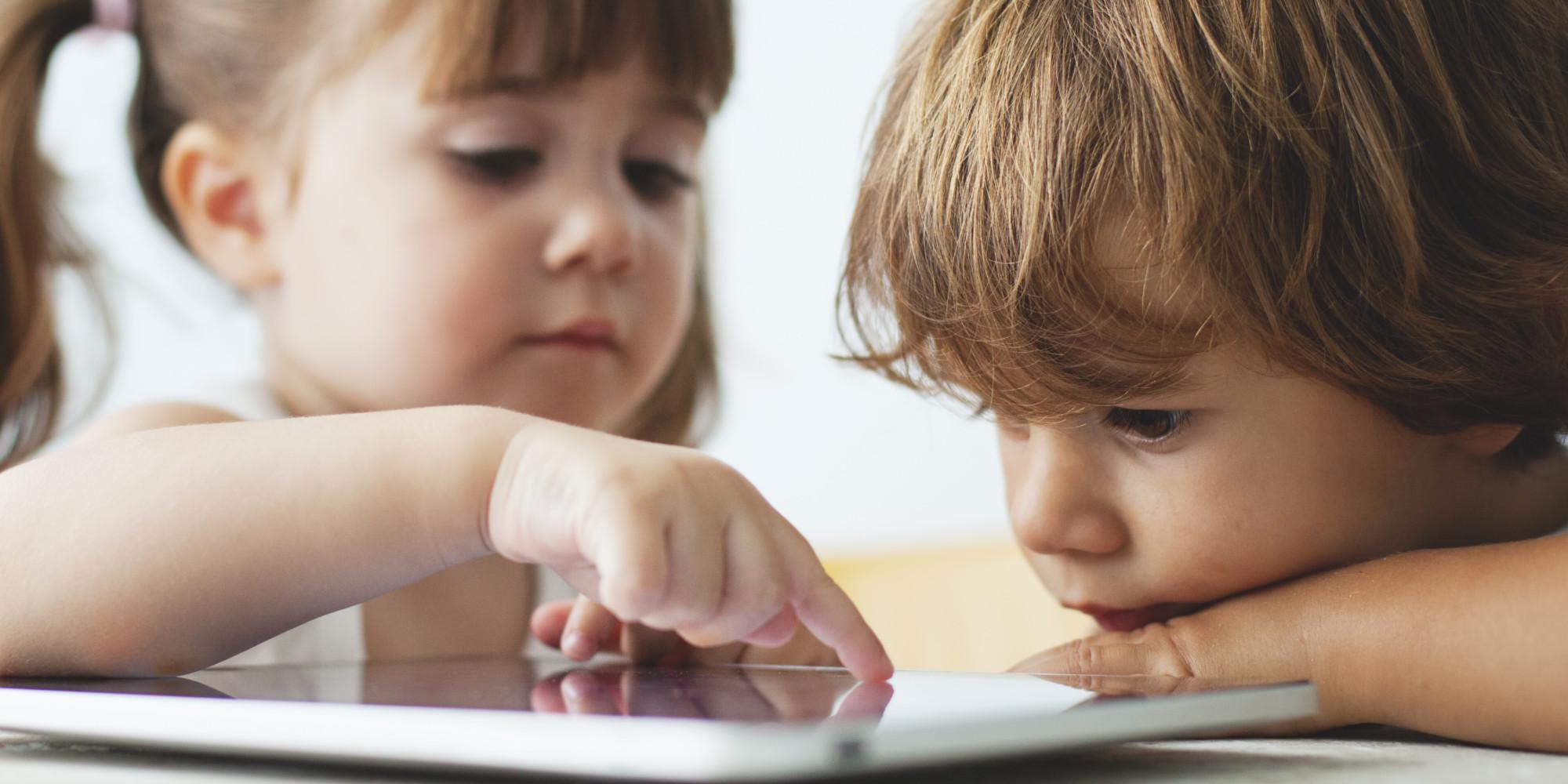τεχνολογία και παιδιά - Abouttheweb